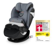 Cybex Pallas M-Fix groep 1/2/3 Pallas M-FIX autostoel groep 1/2/3 Pepper black Pepper black