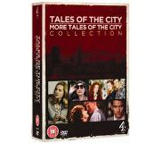 dvd Tales of the City/More Tales of the City Boksi (DVD)