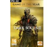 Games Namco Bandai Games - Dark Souls III - The Fire Fades Edition Game of the Year PC Engels video-game