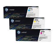 HP 312A CMY