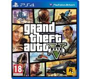 Games Toiminta - Grand Theft Auto V (GTA 5) (Playstation 4)