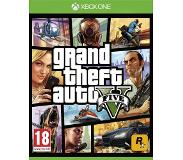 Games Toiminta - Grand Theft Auto V (GTA 5) (Xbox One)
