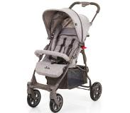 ABC Design Buggy Treviso 4 Circle woven-grey