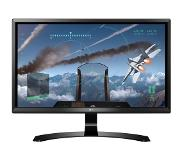 "LG 24UD58-B 23.8"" 4K Ultra HD IPS Mat Zwart computer monitor LED display"