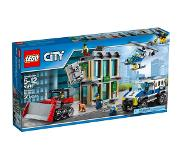 LEGO City 60140 Bulldozer inbraak