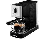 Krups XP3440 Espresso machine 1l 2kopjes Zwart, Zilver koffiezetapparaat