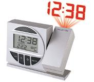 Technoline Radio Controlled Alarm Clock with Projection
