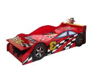 Dekbed Discounter Vipack Race auto - Peuterbed