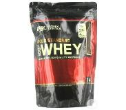Optimum Nutrition 100% Whey Gold Standard - 450g chocolade