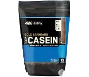 Optimum Nutrition 100% Casein Gold Standard - 450g chocolade