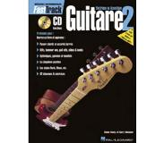 Book Fasttrack Guitar Method - Book 2 - French Edition
