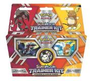 Pokemon TCG Sun & Moon trainer kit Lycanroc & Alolan Raichu