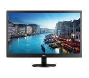 "AOC E2470SWH 23.6"" Zwart computer monitor LED display"