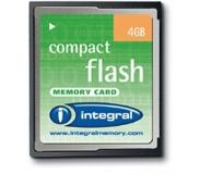 Integral 4GB CompactFlash Card