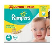 Pampers Premium Protection Maat 4 (Maxi) Luiers