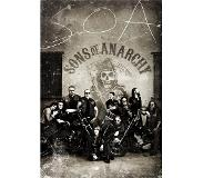 Actie, Avontuur & Thrillers Sons of Anarchy Seizoen 4 TV-Serie