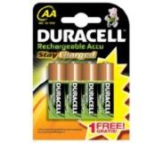 Duracell PRE Charged Battery AA