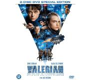 Belga films Valerian and the City of a Thousand Planets DVD