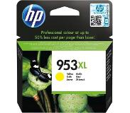 HP 953XL Yellow Original Ink Cartridge 20ml 1600pagina's Geel