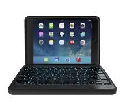 Zagg Rugged Keyboard Case Apple iPad Mini 4 Zwart
