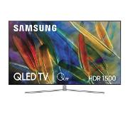 "Samsung QE55Q7FAMT 55"" 4K Ultra HD Smart TV Wi-Fi Hopea LED-televisio"