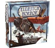 Book 9781616619770 Eldritch Horror: Mountains of Madness Board Game Expansion