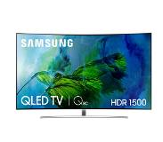"Samsung QE55Q8CAMT 55"" 4K Ultra HD Smart TV Wi-Fi Hopea LED-televisio"