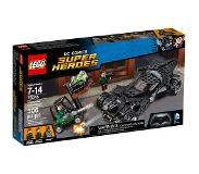 LEGO DC Comics Super Heroes kryptoniet onderschepping 76045