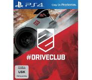 Games Sony - DriveClub, PS4