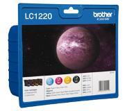 Brother LC-1220VALBP inktcartridge
