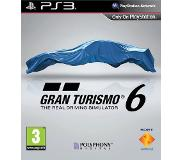 Games Sony - Gran Turismo 6, PS3