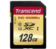 transcend 128GB, SDXC UHS-I (U3)