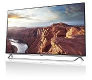 "LG 65UF950V 65"" 4K Ultra HD 3D-compatibiliteit Smart TV Wi-Fi Wit LED TV"