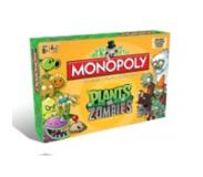 Hasbro Monopoly Plants vs Zombies