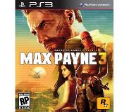 Games Rockstar - Max Payne 3  PS3 (PlayStation 3)