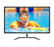 "Philips 323E7QDAB/00 31.5"" Full HD IPS Zwart computer monitor"