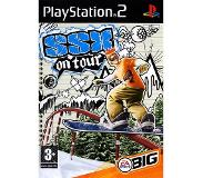 Urheilu-Extremelajit: Electronic Arts - SSX4 on tour, PS2