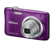 Nikon Coolpix A100 digitale camera + tas