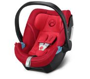 Cybex Autostoel Aton 5 Rebel Red-red - Rood