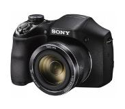 Sony Cybershot DSC-H300 superzoom camera Zwart