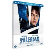 Belga films Valerian and the City of a Thousand Planets (Steelbook) 3D Blu-ray