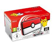 "Nintendo New 2DS XL Pokeball Edition 4.88"" Touchscreen Wi-Fi Zwart, Rood, Wit draagbare game console"