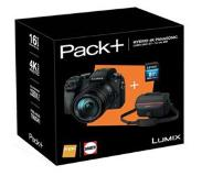 Panasonic systeemcamera DMC-G7H 14-140MM INCL TAS & 8GB SD KAART