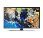 "Samsung MU6175 40"" 4K Ultra HD Smart TV Wi-Fi Musta, Hopea LED-televisio"