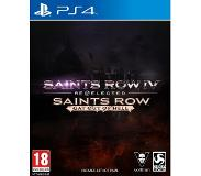 Games Toiminta - Saints Row IV - Re-Elected + Gat Out Of Hell First Edition (Playstation 4)