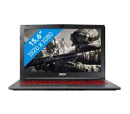 MSI GV62 8RC-214NL - Gaming laptop - 15.6 inch
