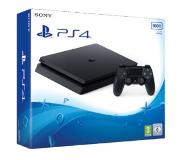 Sony PS4 500GB Slim 500GB Wi-Fi Zwart
