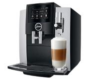 Jura S8 espressomachine Moonlight Silver