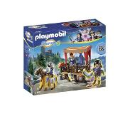 Playmobil 6695 Koningstribune met Alex