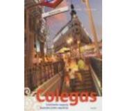 book 9789512649945 Colegas. Työelämän espanjan. Espanjan jatko-oppikirja.
